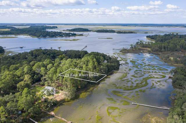 14 E River Drive, Beaufort, SC 29907 (MLS #168311) :: Coastal Realty Group