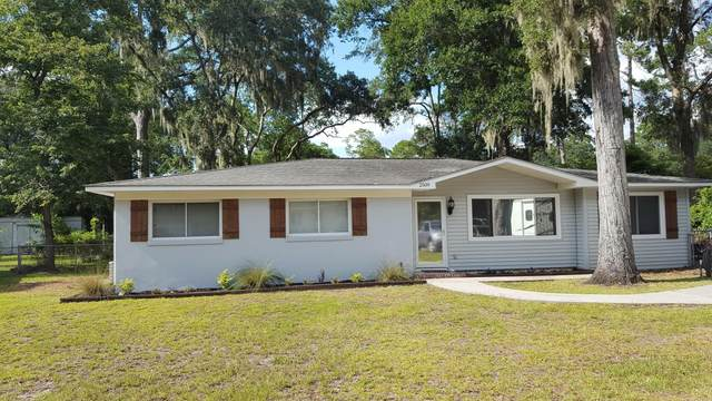 2509 Azalea Drive, Beaufort, SC 29902 (MLS #168353) :: RE/MAX Island Realty
