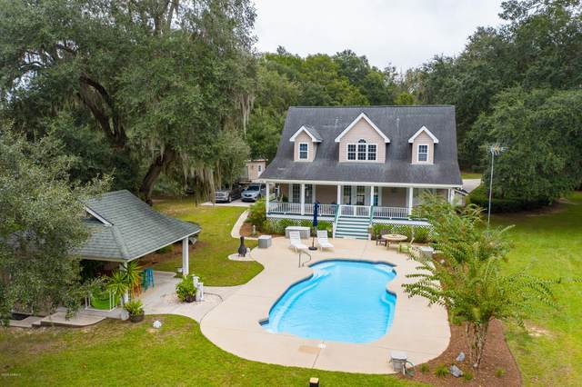 50 Cornelius Drive, Seabrook, SC 29940 (MLS #168357) :: Coastal Realty Group