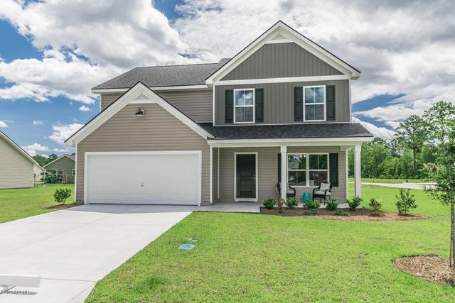758 Ridgeland Lakes Drive, Ridgeland, SC 29936 (MLS #168371) :: RE/MAX Island Realty