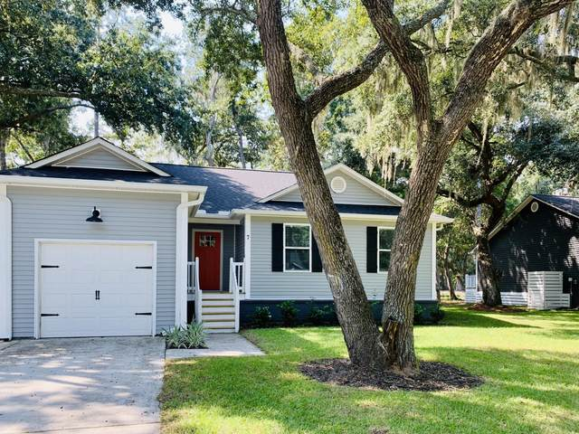 7 Canopy Lane, St. Helena Island, SC 29920 (MLS #168377) :: Shae Chambers Helms | Keller Williams Realty