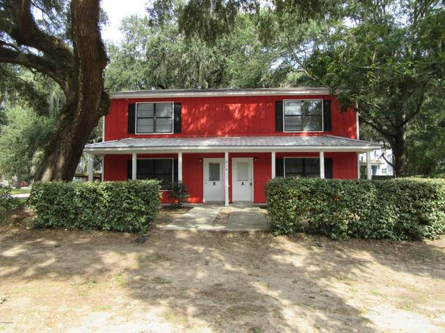 814 14th Street, Port Royal, SC 29935 (MLS #168379) :: Shae Chambers Helms | Keller Williams Realty