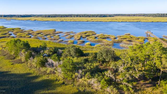 126 Sea Crest Lane, Seabrook, SC 29940 (MLS #168383) :: Coastal Realty Group