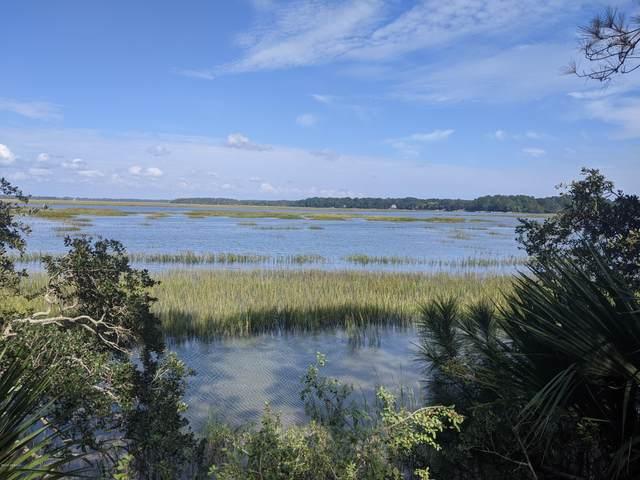6 Dolphin Landing, Okatie, SC 29909 (MLS #168401) :: RE/MAX Island Realty