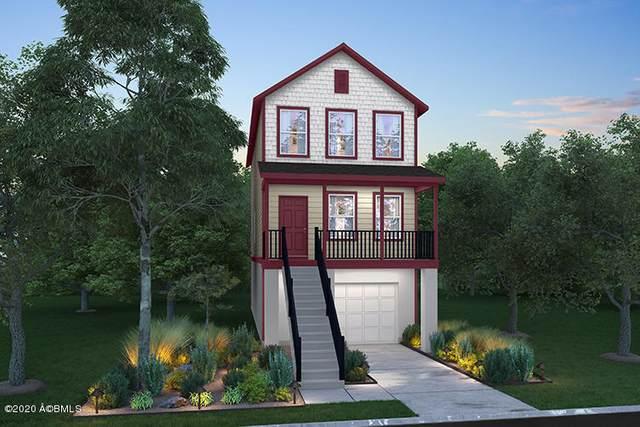 26 Bay Breeze Lane, Beaufort, SC 29907 (MLS #168414) :: Shae Chambers Helms | Keller Williams Realty