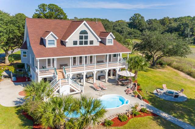 19 Dirt Road, Seabrook, SC 29940 (MLS #168419) :: Coastal Realty Group