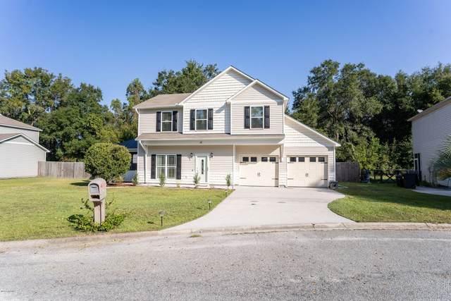 15 Kaminsky Lane, Beaufort, SC 29906 (MLS #168426) :: Shae Chambers Helms | Keller Williams Realty