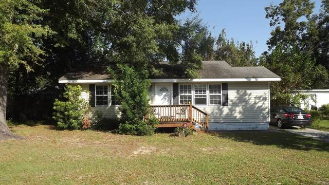 2803 Second Street, Beaufort, SC 29902 (MLS #168428) :: Coastal Realty Group