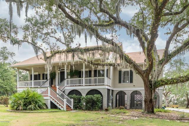 16 W River Drive, Beaufort, SC 29907 (MLS #168430) :: Coastal Realty Group