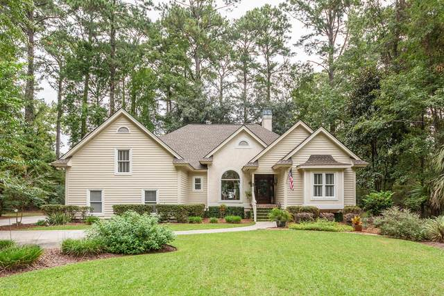6 River Club Court, Okatie, SC 29909 (MLS #168440) :: Shae Chambers Helms | Keller Williams Realty
