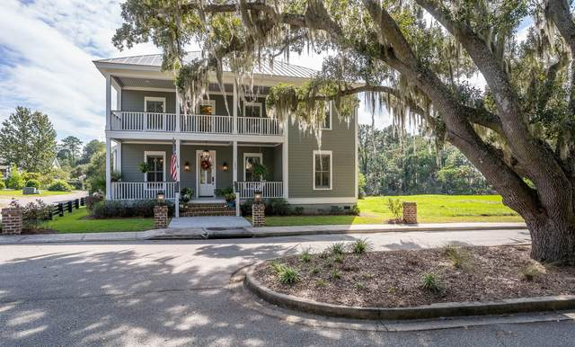 122 Willow Point Road, Beaufort, SC 29906 (MLS #168446) :: Coastal Realty Group