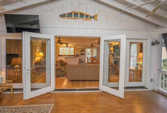 374 Perch Drive, Fripp Island, SC 29920 (MLS #168471) :: Coastal Realty Group