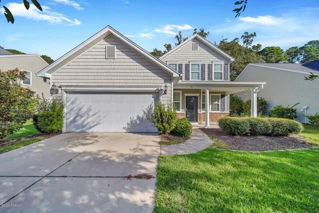 42 Cedar Creek Circle, Beaufort, SC 29906 (MLS #168494) :: Shae Chambers Helms | Keller Williams Realty