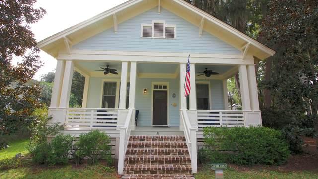 8 Park Bend, Beaufort, SC 29906 (MLS #168497) :: Shae Chambers Helms | Keller Williams Realty