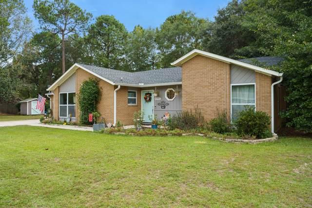 4395 Pinewood Circle, Beaufort, SC 29906 (MLS #168504) :: Shae Chambers Helms | Keller Williams Realty