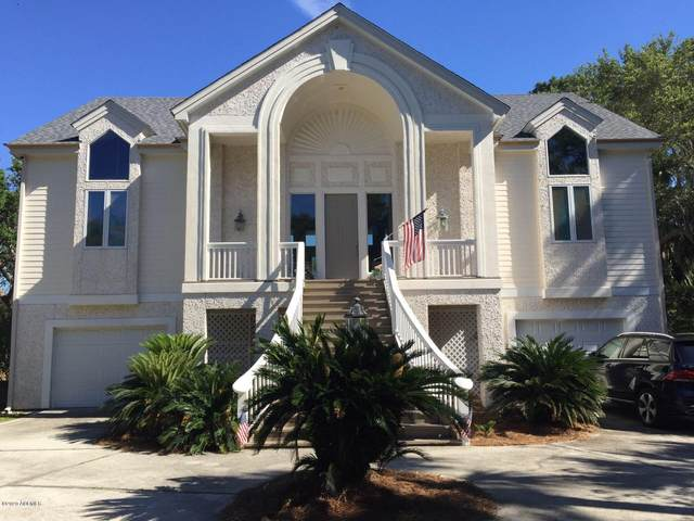 601 Dolphin Annex, Fripp Island, SC 29920 (MLS #168510) :: Coastal Realty Group