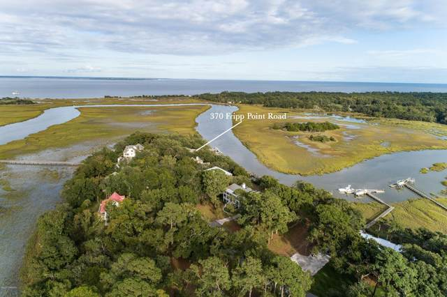 370 Fripp Point Road, St. Helena Island, SC 29920 (MLS #168546) :: Shae Chambers Helms | Keller Williams Realty