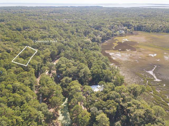 2 Governors Point, Daufuskie Island, SC 29915 (MLS #168632) :: RE/MAX Island Realty