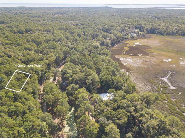 4 Governors Point, Daufuskie Island, SC 29915 (MLS #168633) :: RE/MAX Island Realty