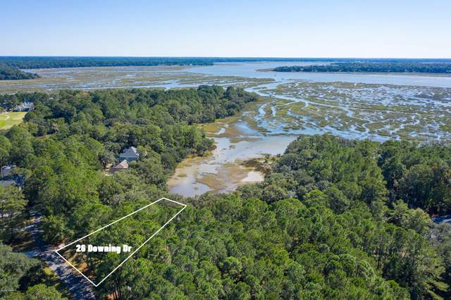 26 Downing Drive, Beaufort, SC 29907 (MLS #168657) :: Shae Chambers Helms | Keller Williams Realty