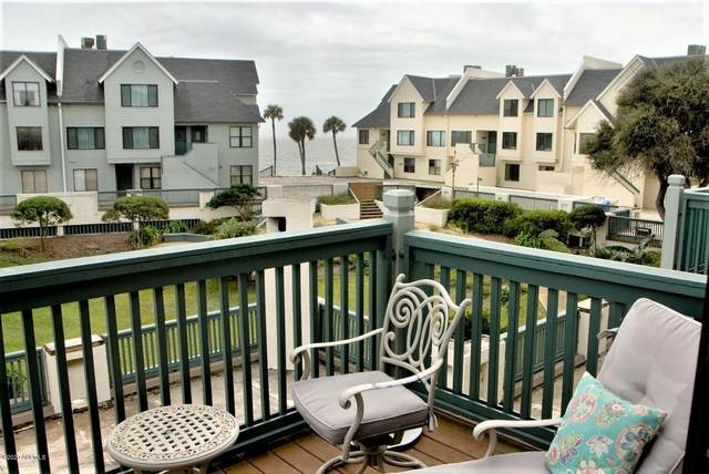 605 Newhaven Court #605, Fripp Island, SC 29920 (MLS #168716) :: Shae Chambers Helms   Keller Williams Realty