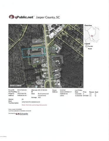 19527 Whyte Hardee Boulevard, Hardeeville, SC 29927 (MLS #168736) :: Coastal Realty Group