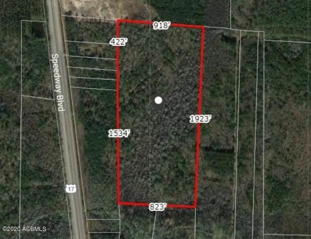 00 Off Highway 17, Hardeeville, SC 29927 (MLS #168751) :: RE/MAX Island Realty