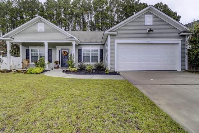 45 Savannah Oak Drive, Bluffton, SC 29910 (MLS #168831) :: Shae Chambers Helms | Keller Williams Realty
