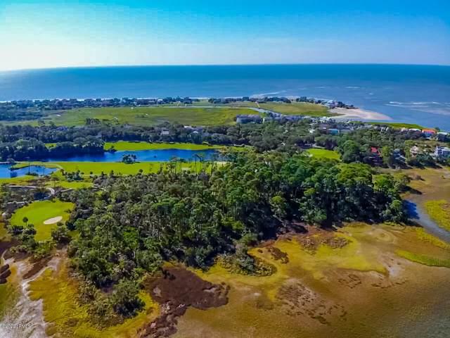 Tbd Ocean Creek, Fripp Island, SC 29920 (MLS #168878) :: Shae Chambers Helms | Keller Williams Realty