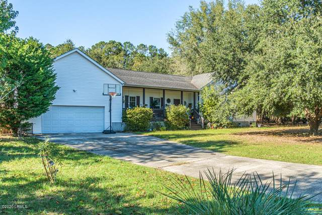 5 Pond View Court, Bluffton, SC 29910 (MLS #168888) :: Shae Chambers Helms | Keller Williams Realty