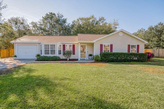15 Star Magnolia Drive, Beaufort, SC 29907 (MLS #168889) :: RE/MAX Island Realty