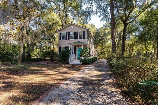21 Meridian Road, Beaufort, SC 29907 (MLS #168893) :: Shae Chambers Helms | Keller Williams Realty
