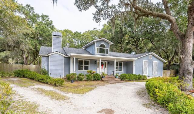 55 Miller Drive E, Beaufort, SC 29907 (MLS #168907) :: RE/MAX Island Realty