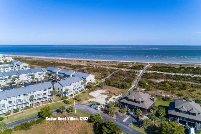 6 Cedar Reef Drive C102, Harbor Island, SC 29920 (MLS #168964) :: Shae Chambers Helms | Keller Williams Realty