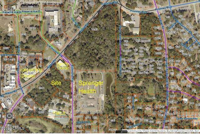 1677 Ribaut Road, Port Royal, SC 29935 (MLS #169053) :: RE/MAX Island Realty