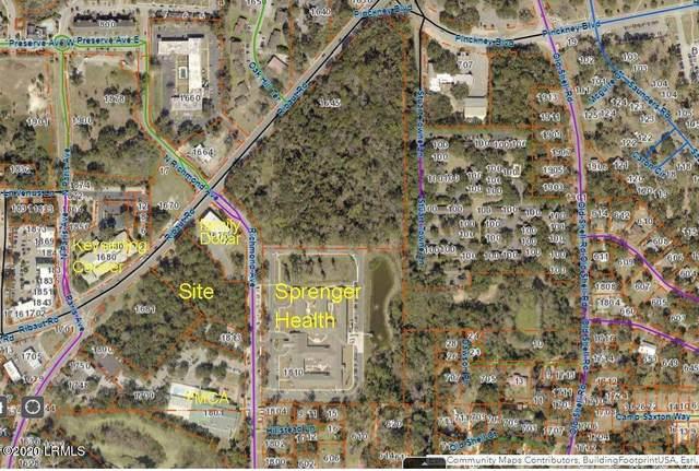 1677 Ribaut Road, Port Royal, SC 29935 (MLS #169053) :: Shae Chambers Helms | Keller Williams Realty