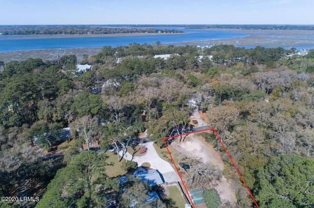 154 Brickyard Point Road S, Beaufort, SC 29907 (MLS #169100) :: Shae Chambers Helms | Keller Williams Realty