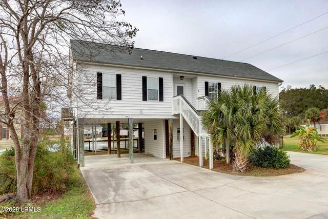 2 Red Feather Trail, St. Helena Island, SC 29920 (MLS #169162) :: Shae Chambers Helms | Keller Williams Realty