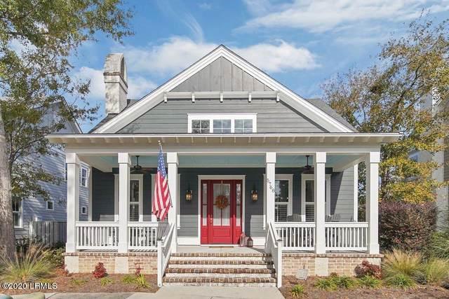 5768 Yaupon Road, Bluffton, SC 29910 (MLS #169187) :: Shae Chambers Helms | Keller Williams Realty