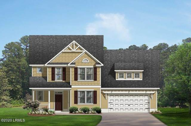14 Gadwall Drive W, Beaufort, SC 29907 (MLS #169245) :: Shae Chambers Helms | Keller Williams Realty