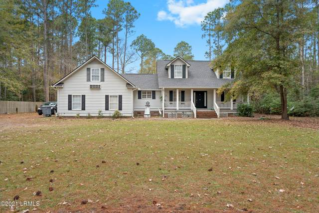 37 Thomas Sumter Street, Beaufort, SC 29907 (MLS #169262) :: RE/MAX Island Realty