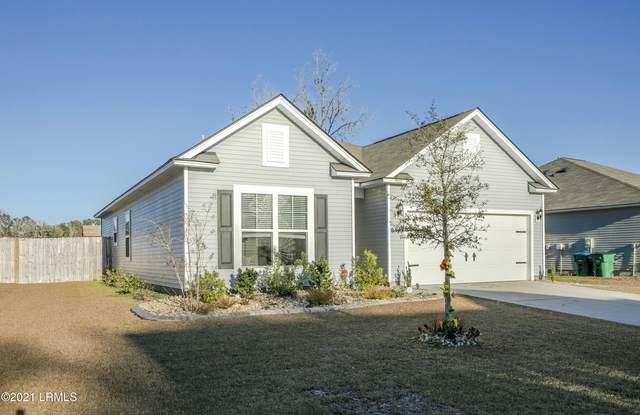 21 Keowee Lane, Beaufort, SC 29906 (MLS #169274) :: RE/MAX Island Realty