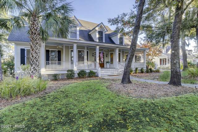503 Plough Point, Beaufort, SC 29902 (MLS #169278) :: RE/MAX Island Realty