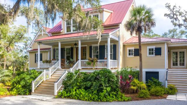 31 Whitners Landing Road, St. Helena Island, SC 29920 (MLS #169347) :: Shae Chambers Helms | Keller Williams Realty
