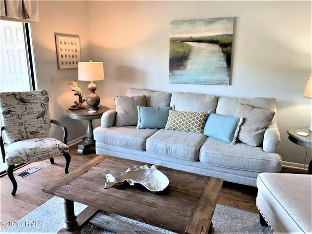 170 Beach Club Villa, Fripp Island, SC 29920 (MLS #169378) :: Shae Chambers Helms | Keller Williams Realty