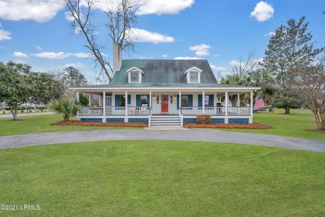 19 Seabrook Point Drive, Seabrook, SC 29940 (MLS #169397) :: Shae Chambers Helms | Keller Williams Realty