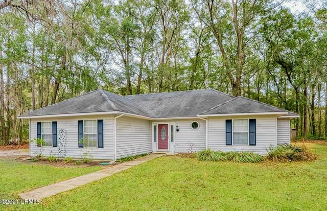 160 Middle Road, Beaufort, SC 29907 (MLS #169401) :: RE/MAX Island Realty