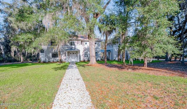 9 Tuxedo Drive, Beaufort, SC 29907 (MLS #169409) :: Shae Chambers Helms | Keller Williams Realty