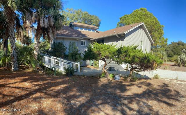 678 Dolphin Road, Fripp Island, SC 29920 (MLS #169444) :: Shae Chambers Helms | Keller Williams Realty