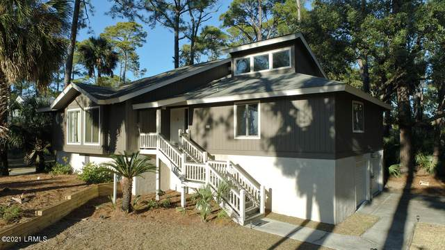 821 Bonito Drive, Fripp Island, SC 29920 (MLS #169446) :: Shae Chambers Helms | Keller Williams Realty